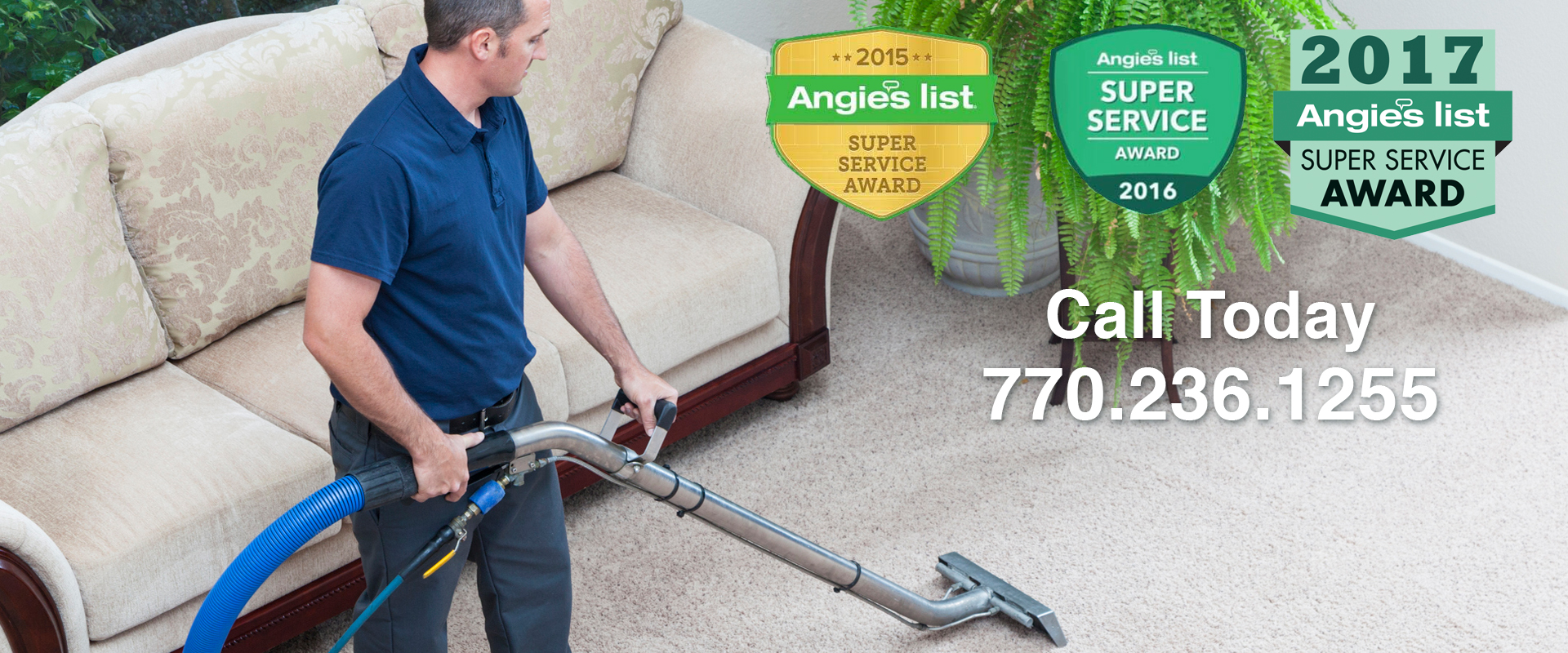 Carpet Transformers Home Cleaning Awards