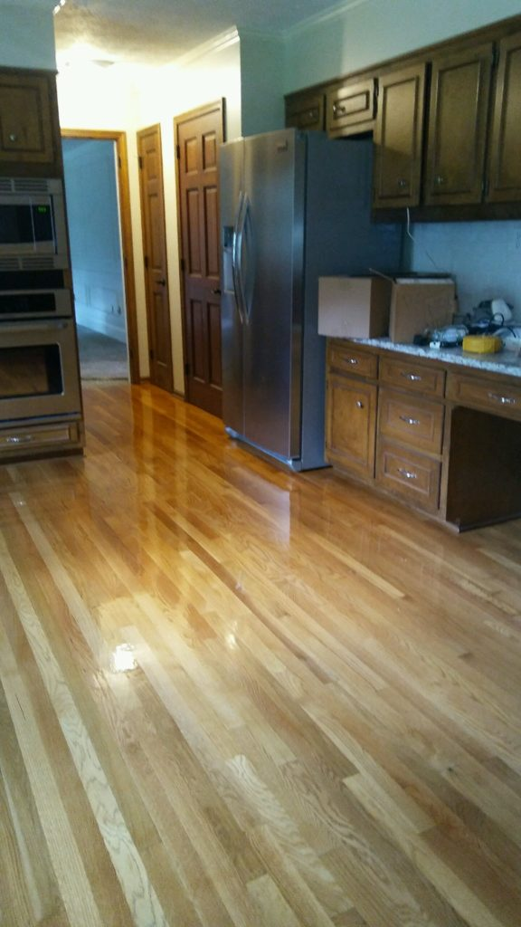 Hardwood Floor Cleaning Installation Wood Flooring Grayson
