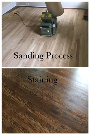 With Our Professional Hardwood Floor Cleaning And Waxing Services, Youu0027ll  Find That Itu0027s Easy ...